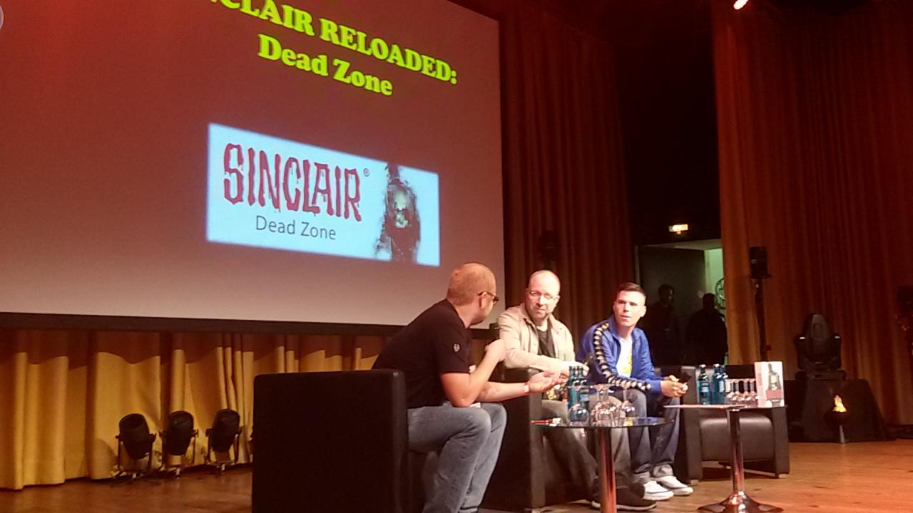 SinclairCon 2018: Dead Zone (c) hoerspieltipps.net