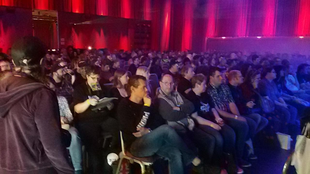 SinclairCon 2018 Publikum (c) hoerspieltipps.net