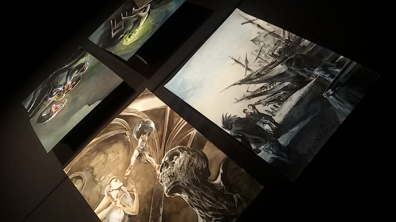 SinclairCon 2018 Timo Würz' Originale (c) hoerspieltipps.net